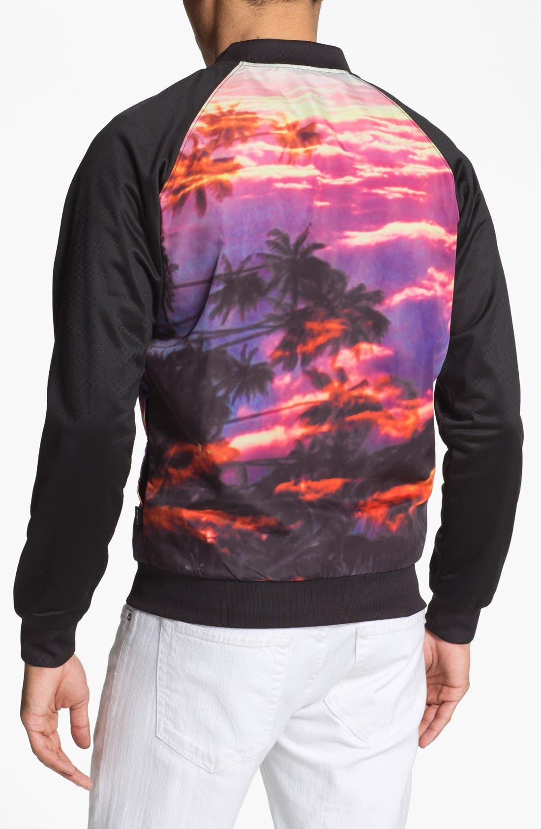 Alternate Image 2  - 55DSL 'Fropical' Jacket