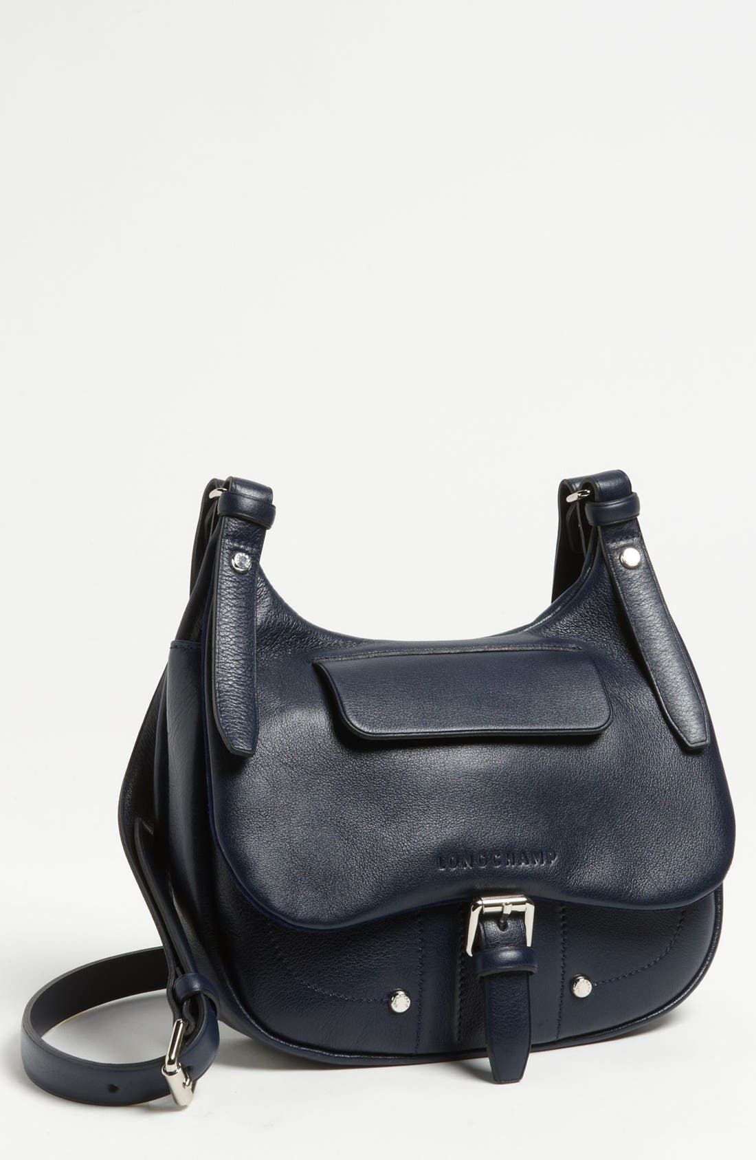 Alternate Image 1 Selected - Longchamp 'Balzane - Small' Crossbody Bag