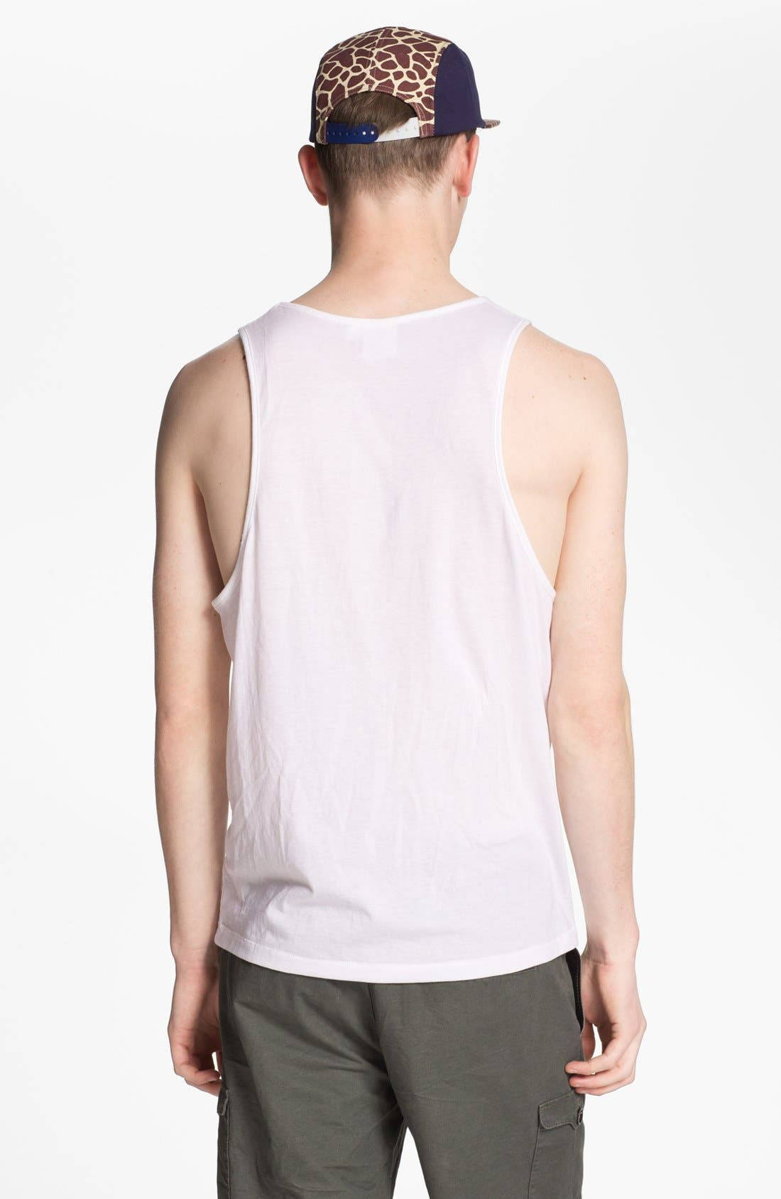 Alternate Image 2  - Topman Tank Top