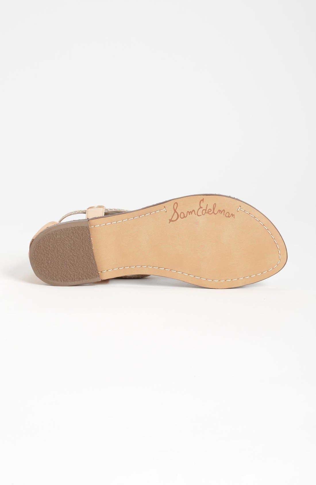 Alternate Image 3  - Sam Edelman Embellished Sandal