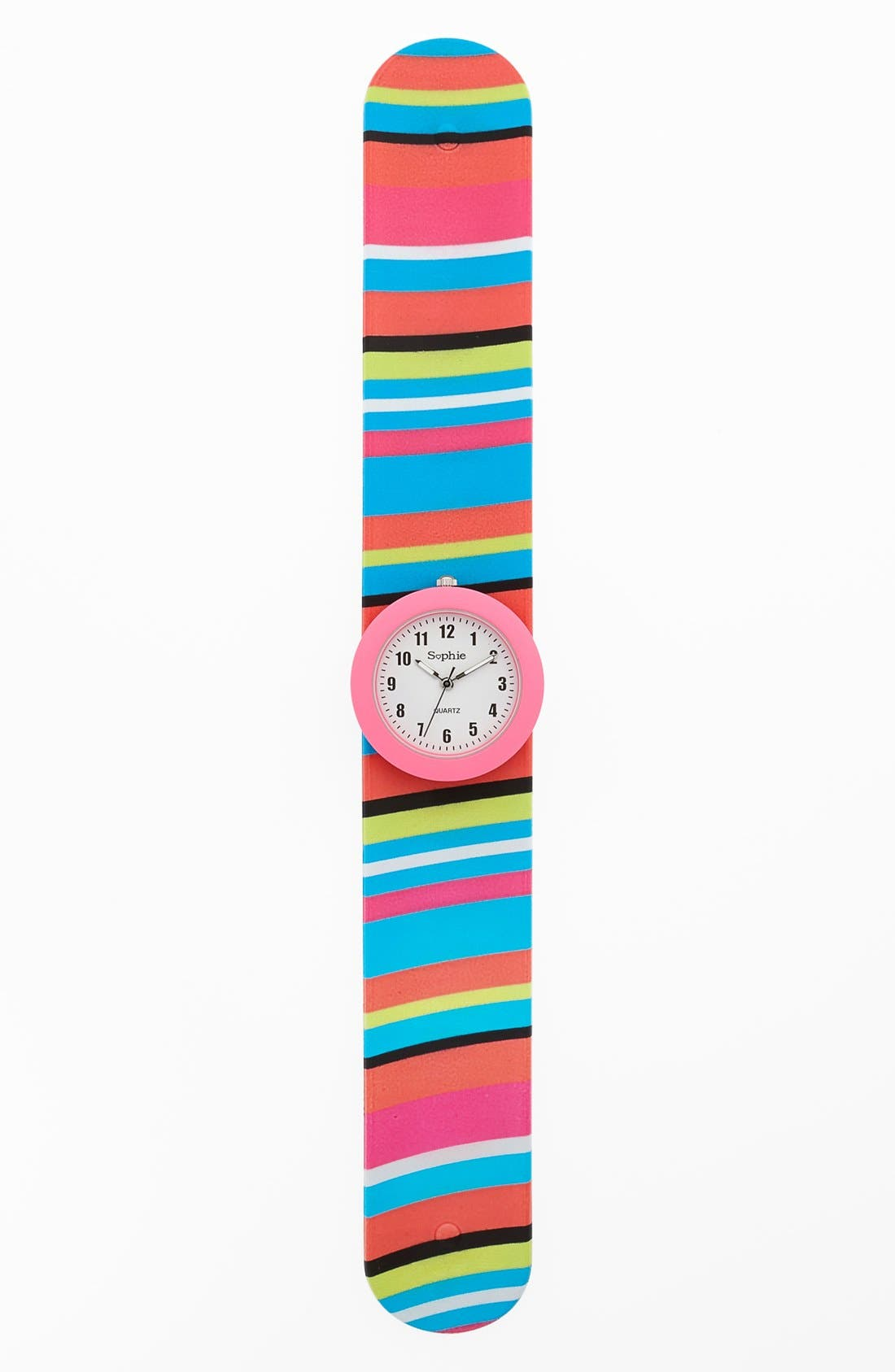 Main Image - Titanium Slap Watch (Girls)