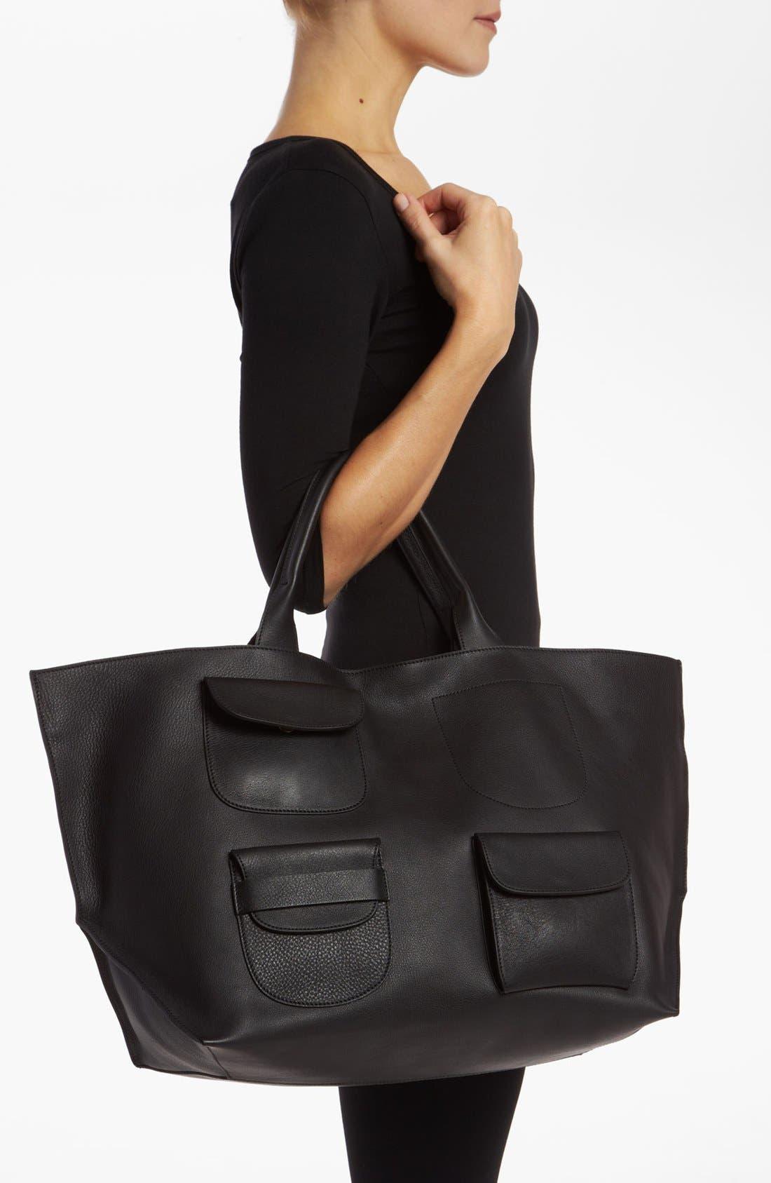 Alternate Image 2  - Marni Leather Tote