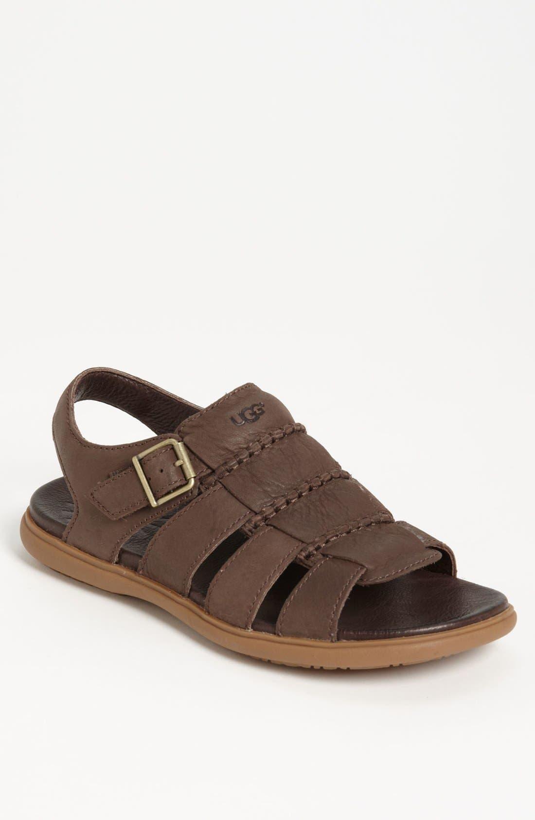 Main Image - UGG® Australia 'Roitman' Sandal (Men)