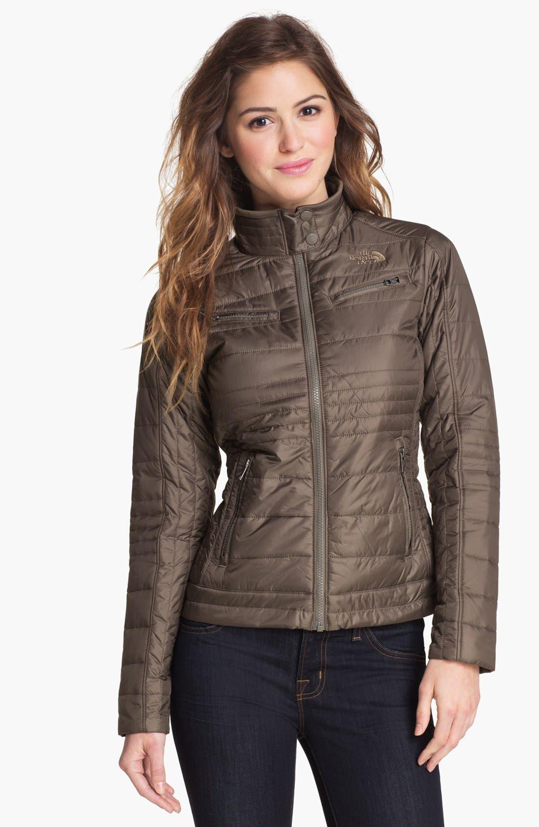 Main Image - The North Face 'Midori' Moto Jacket