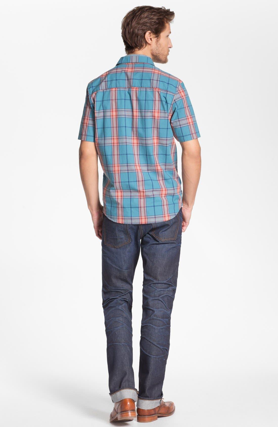 Alternate Image 5  - Jack O'Neill 'Wellness' Short Sleeve Sport Shirt