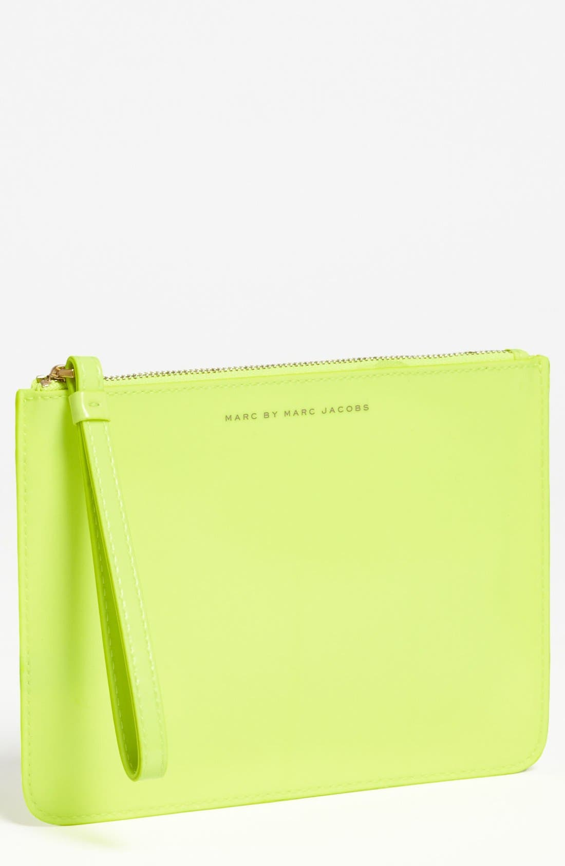 Main Image - MARC BY MARC JACOBS 'It's Back' Wristlet Pouch