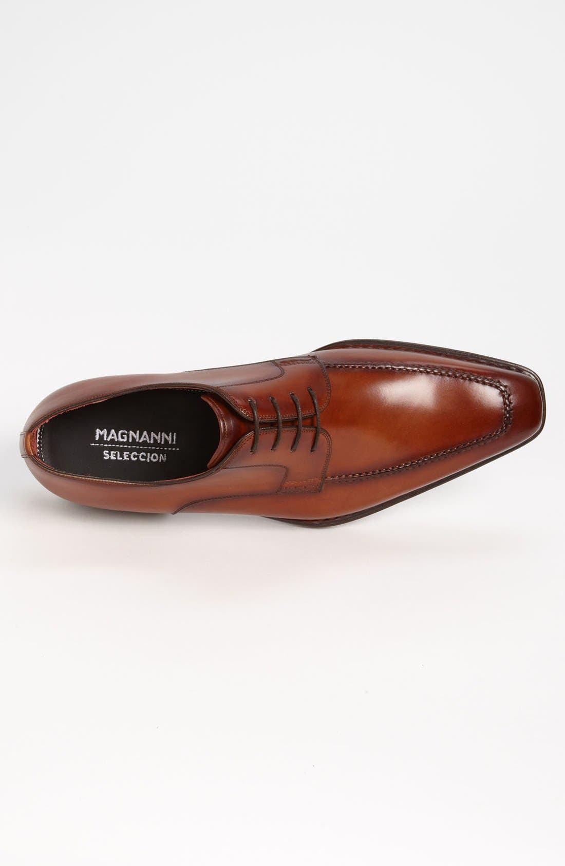 Alternate Image 3  - Magnanni 'Seleccion - Ramon' Moc Toe Derby