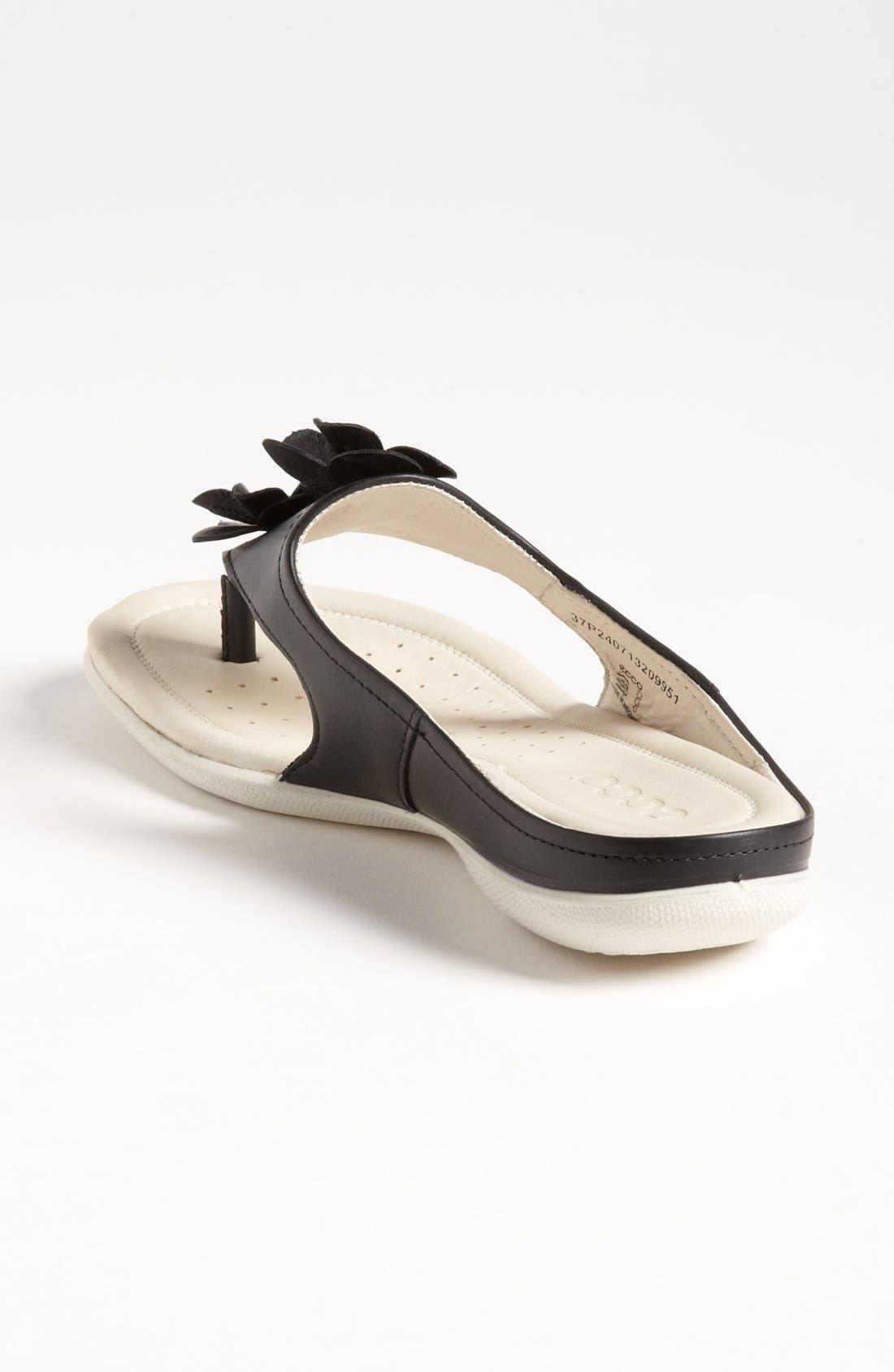 Alternate Image 2  - ECCO 'Flash Flower' Sandal
