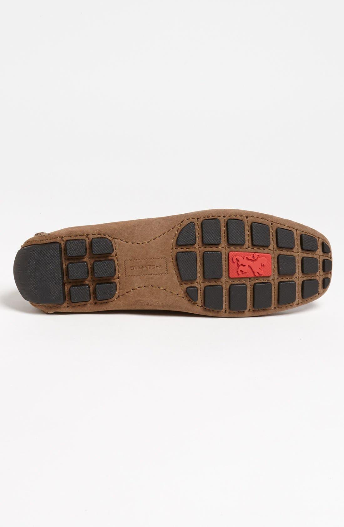 Alternate Image 4  - Bugatchi 'Picasso' Driving Shoe