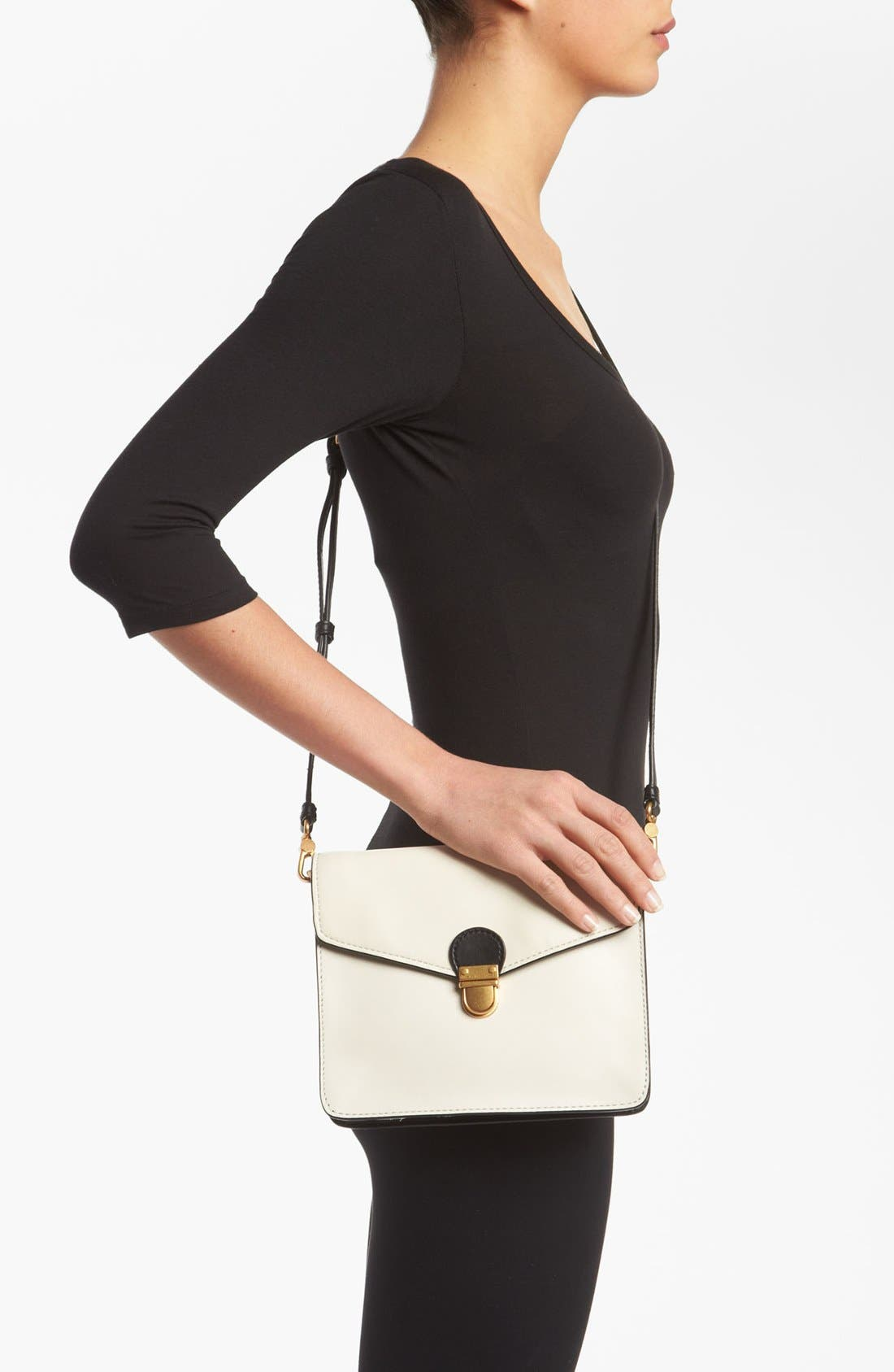 Alternate Image 2  - MARC BY MARC JACOBS 'Top Chicret' Colorblocked Crossbody Bag