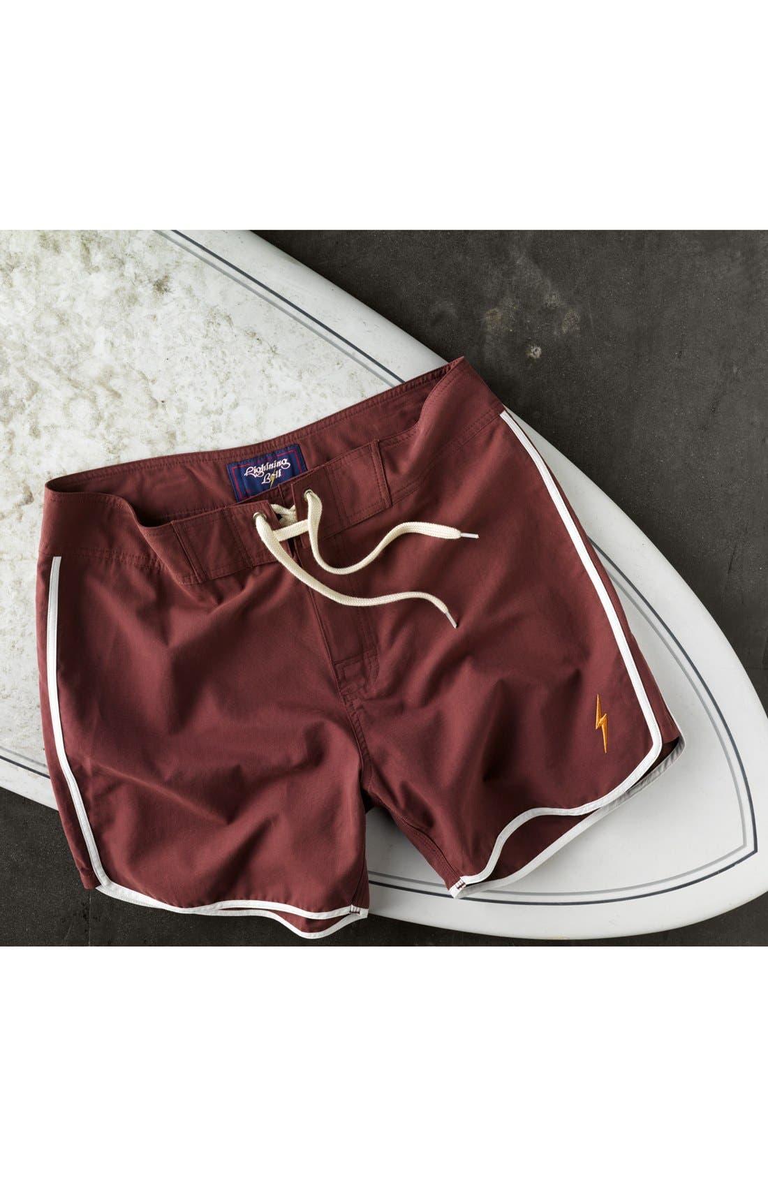 Alternate Image 4  - Lightning Bolt 'New Vandura' Board Shorts