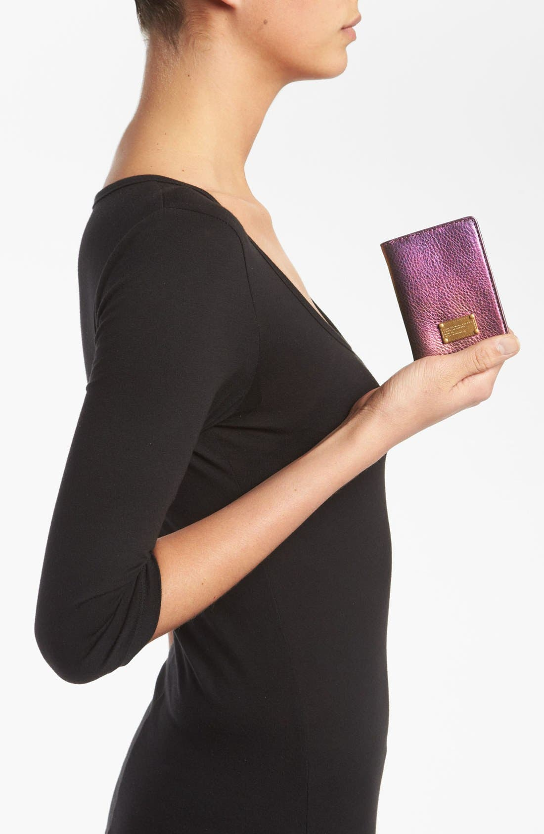 Alternate Image 2  - MARC BY MARC JACOBS 'Classic Q' Card Case