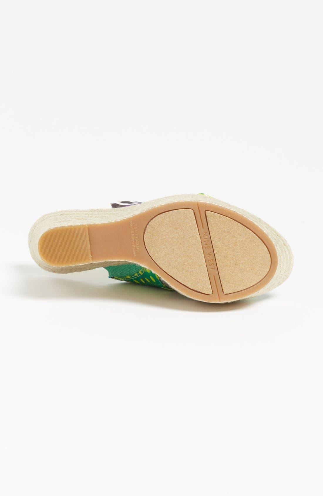 Alternate Image 4  - Nine West 'Dashall' Sandal