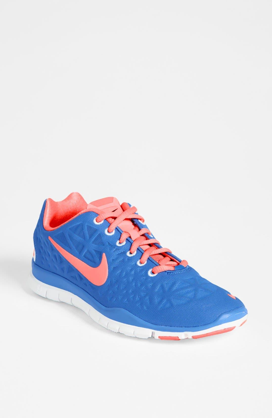 Alternate Image 1 Selected - Nike 'Free TR Fit 3' Training Shoe (Women)