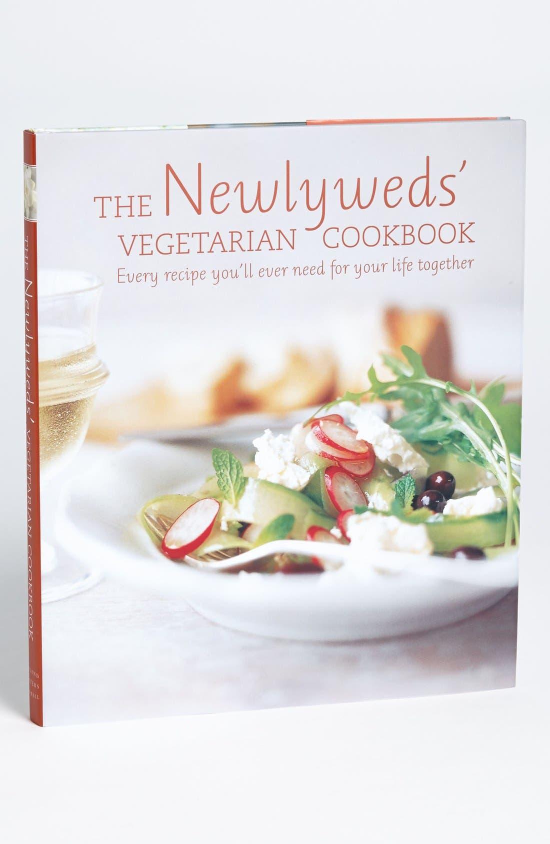 Alternate Image 1 Selected - 'The Newlyweds Vegetarian Cookbook'