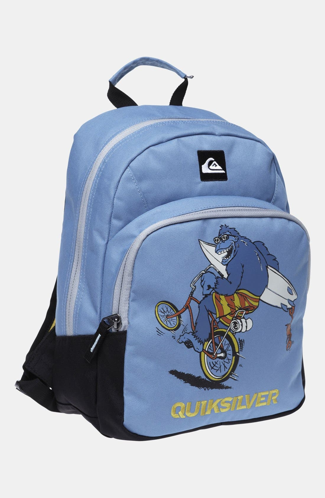 Alternate Image 1 Selected - Quiksilver 'Ankle Biter' Backpack (Boys)