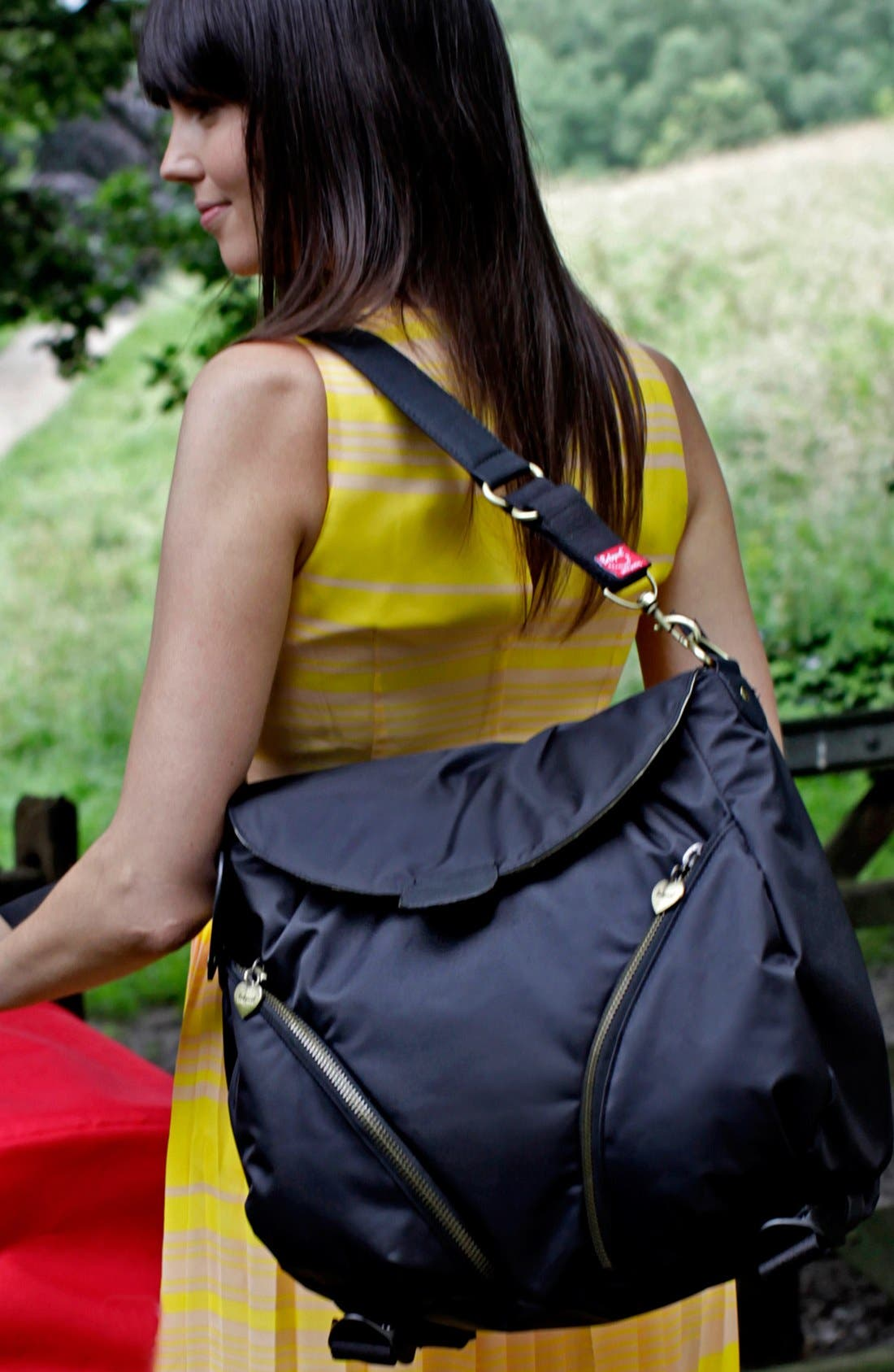 Alternate Image 3  - Babymel 'Ruby' Convertible Backpack Diaper Bag