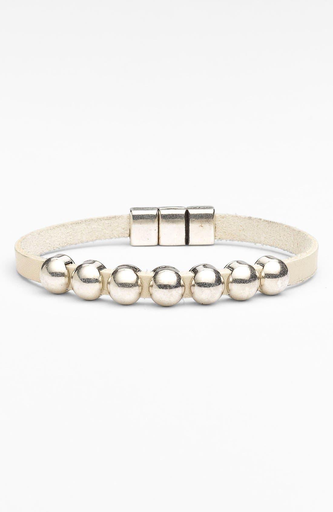 Alternate Image 1 Selected - Will Leather Goods Bracelet