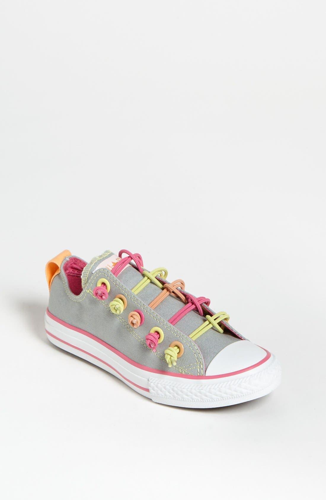 Alternate Image 1 Selected - Converse All Star® 'Loop 2 Knot' Sneaker (Toddler, Little Kid & Big Kid)