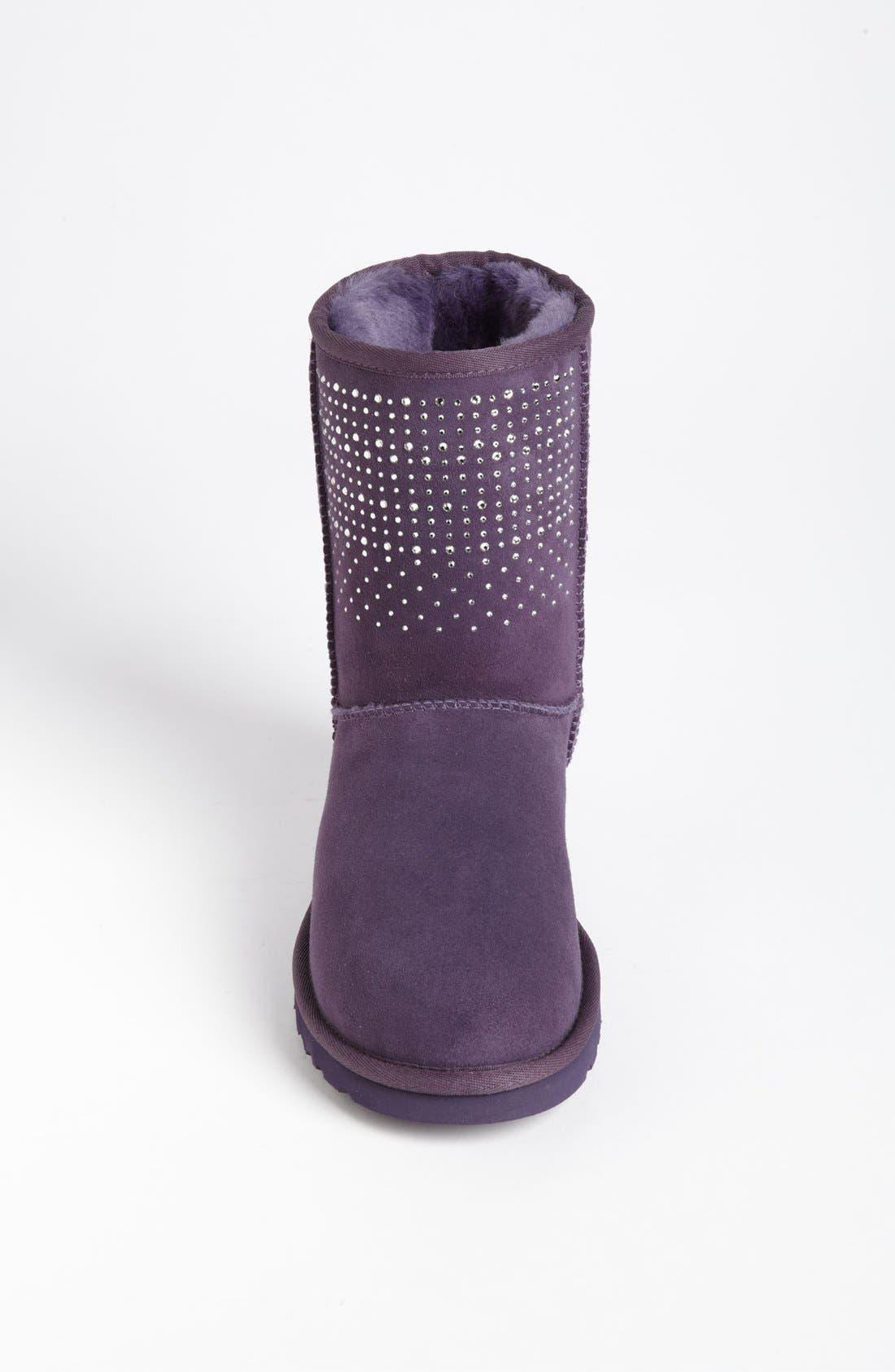 Alternate Image 3  - UGG® Australia 'Classic Short Bling' Boot (Women)