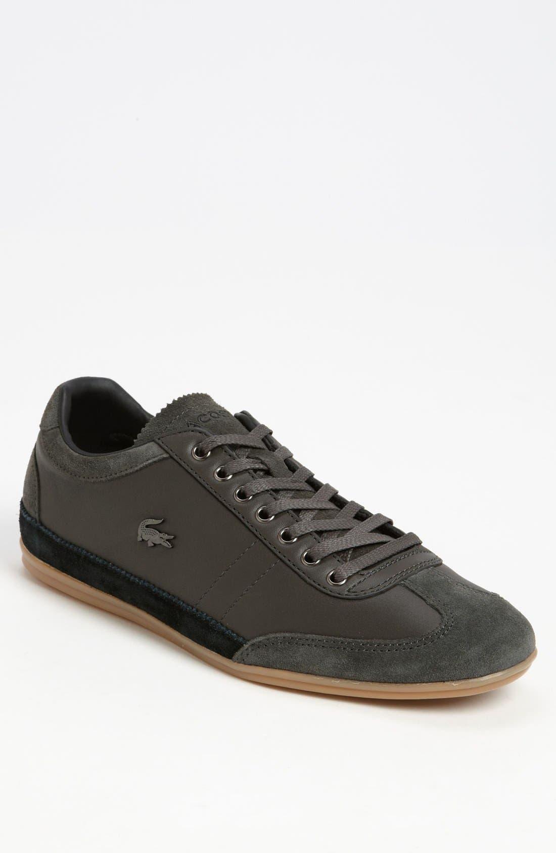 Alternate Image 1 Selected - Lacoste 'Misano 15' Sneaker (Men)