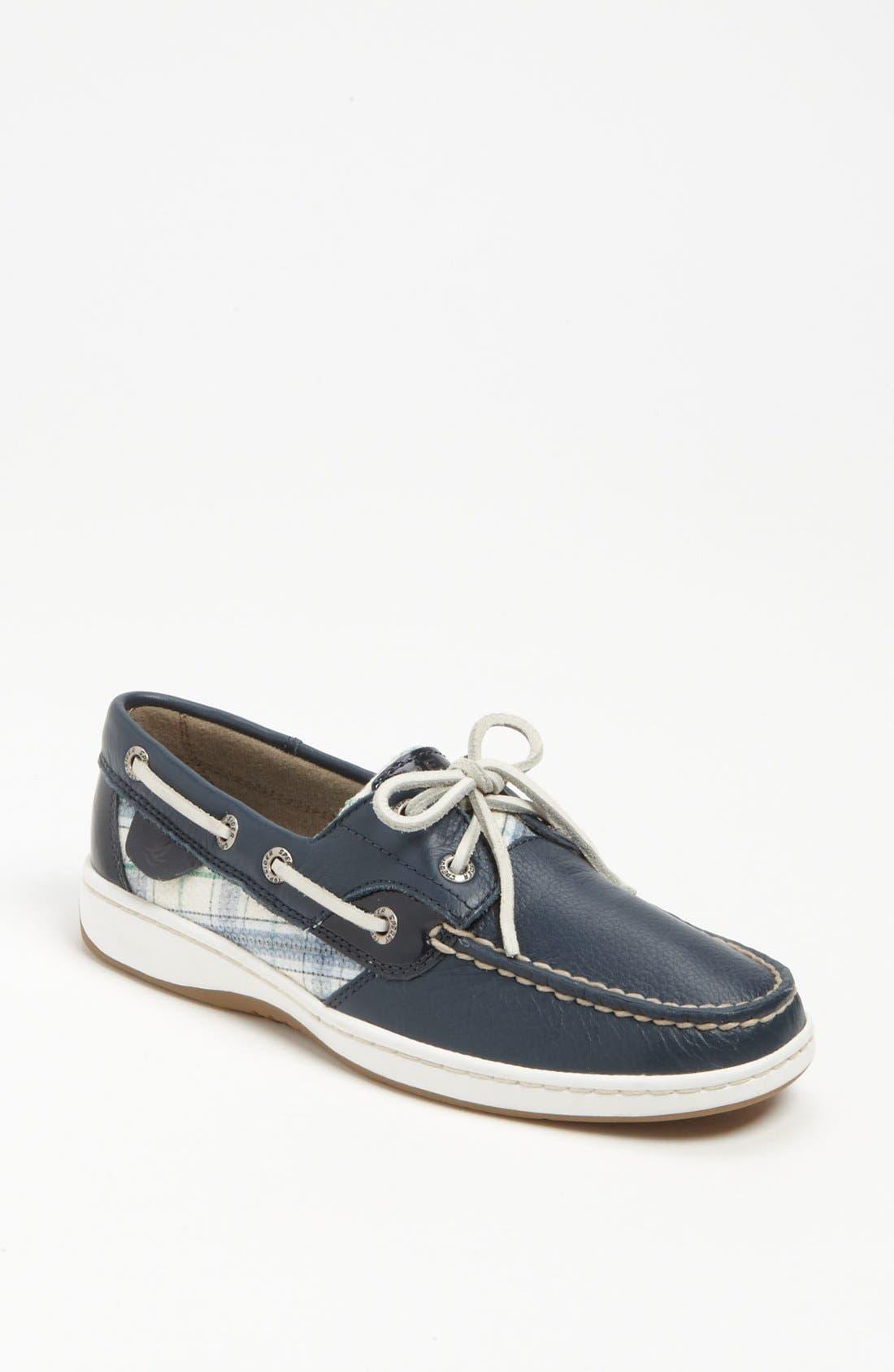 Main Image - Sperry Top-Sider® 'Bluefish 2-Eye' Boat Shoe (Women)