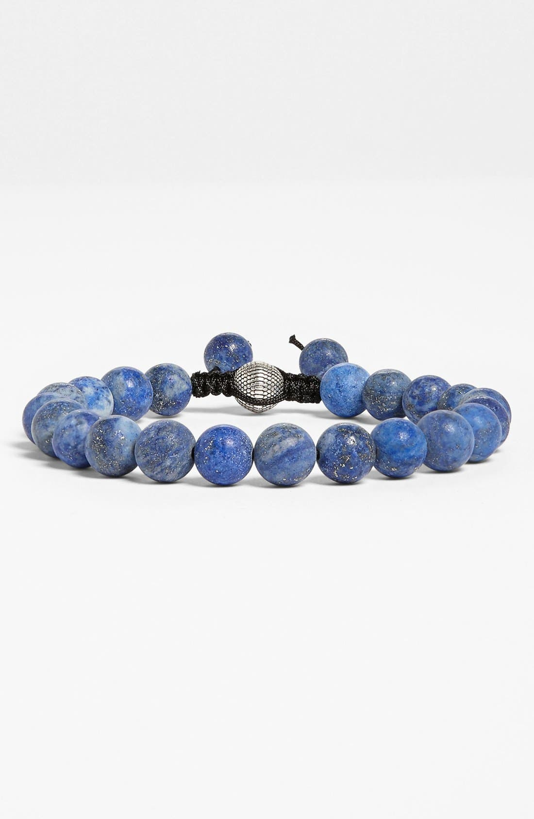 Alternate Image 1 Selected - Zack Lapis Beaded Bracelet