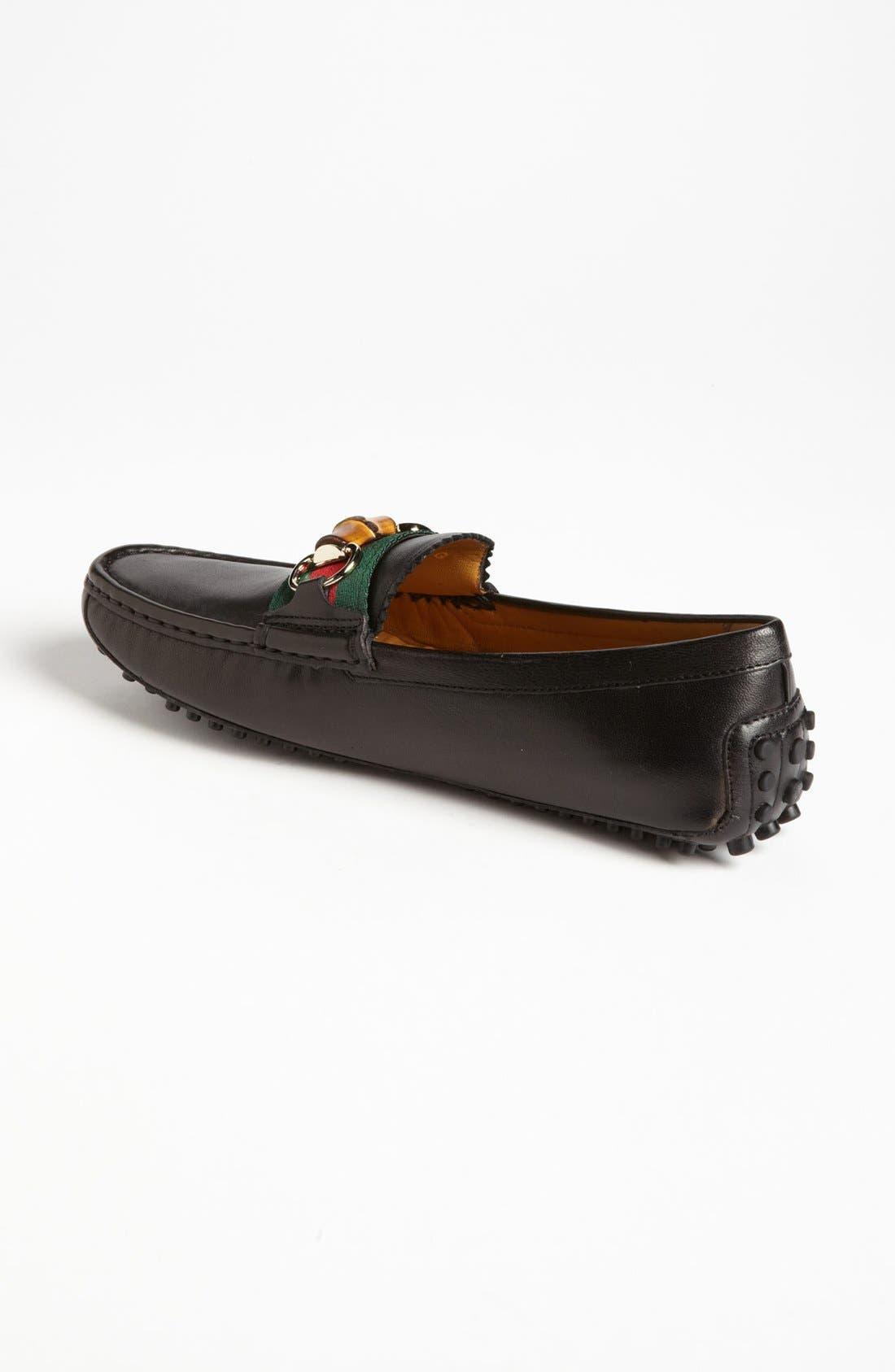 Alternate Image 2  - Gucci 'Damo' Driving Loafer