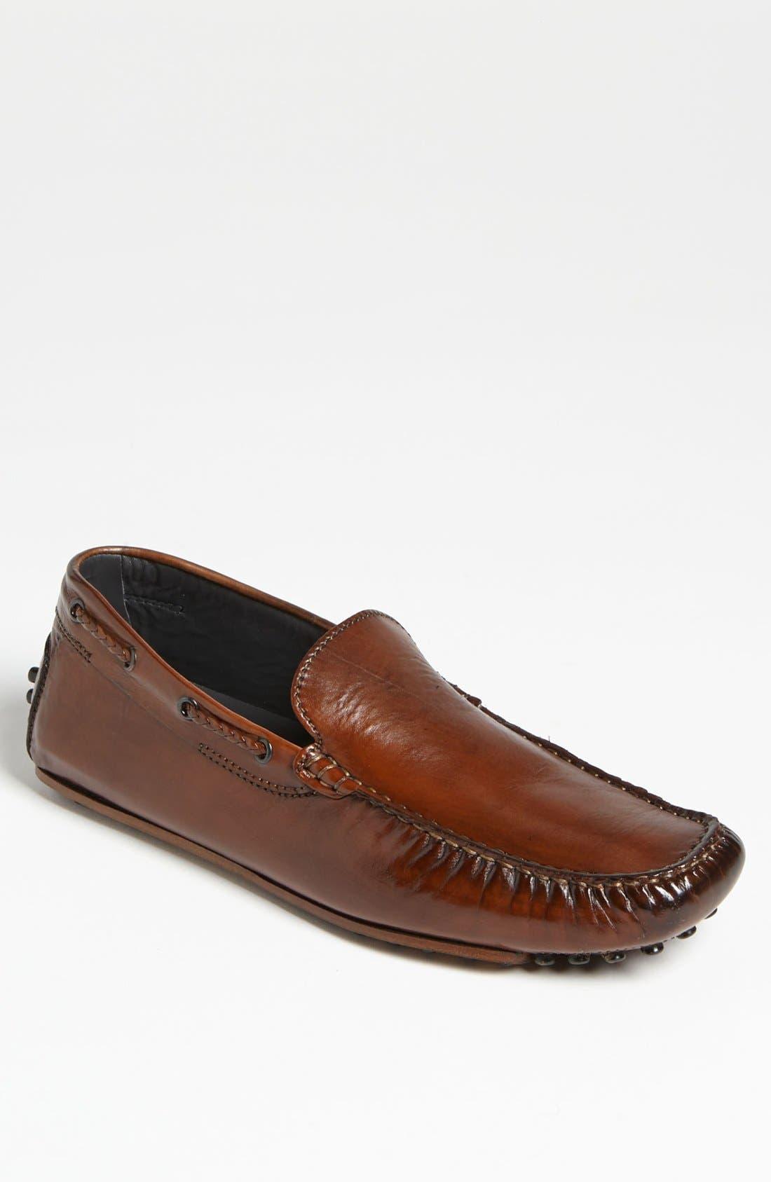 Main Image - To Boot New York 'Trumball' Driving Shoe