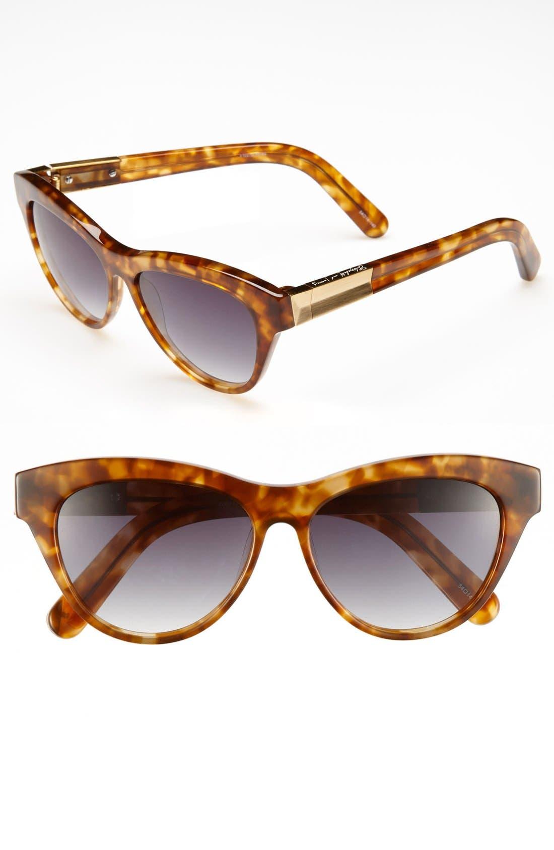 Main Image - Elizabeth and James 54mm Retro Sunglasses