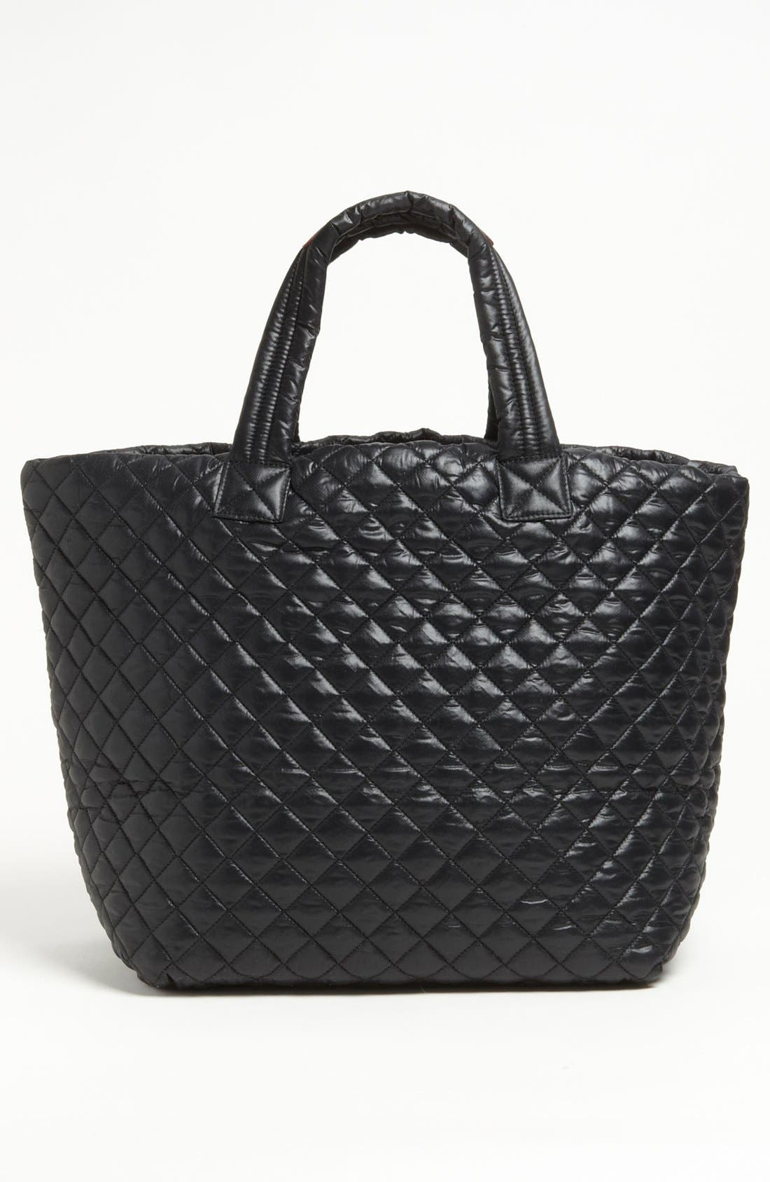 Alternate Image 3  - MZ Wallace 'Large Metro' Quilted Oxford Nylon Tote