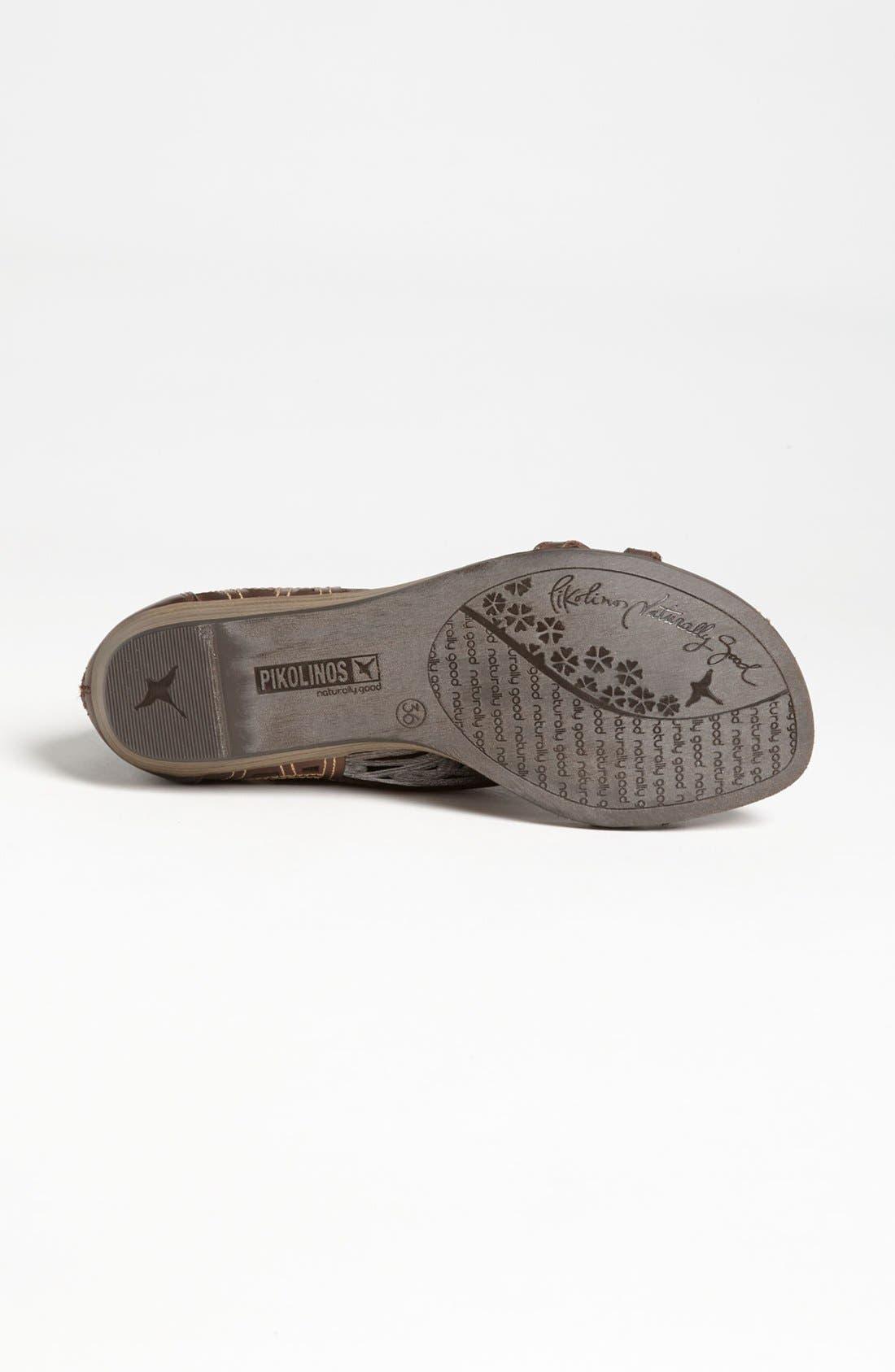 Alternate Image 4  - PIKOLINOS 'Alcudia' Thong Sandal