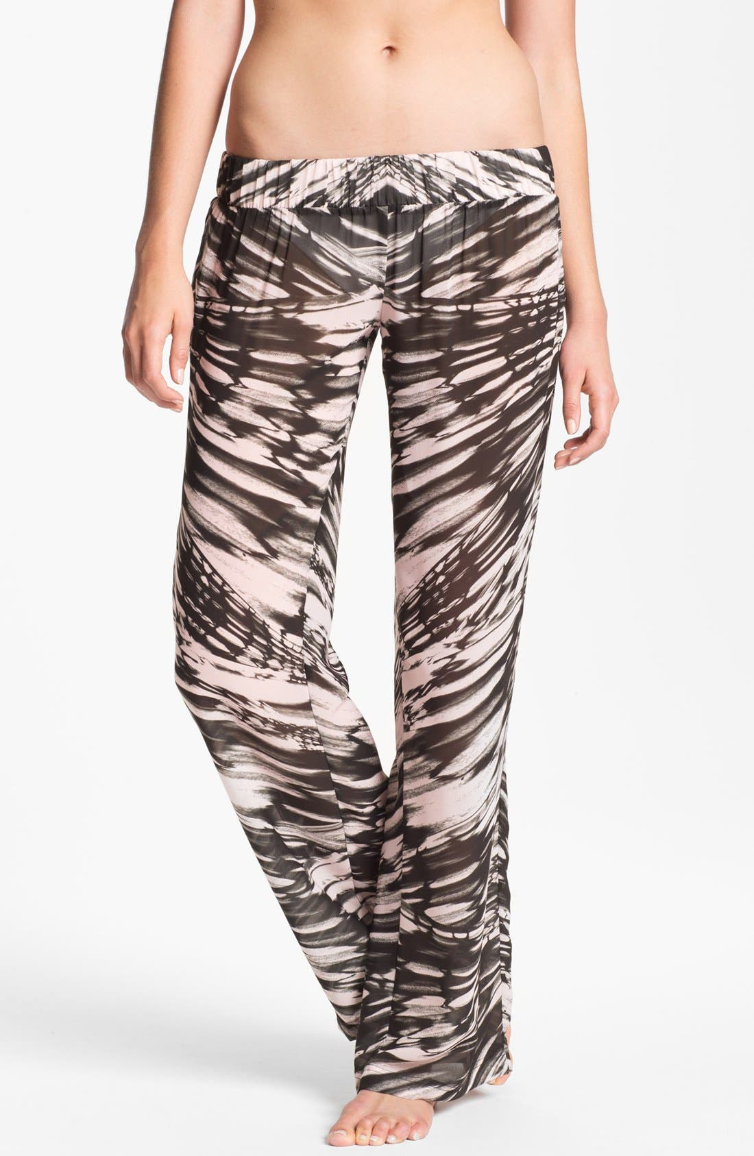 Main Image - Halogen 'On Holiday' Cover-Up Pants