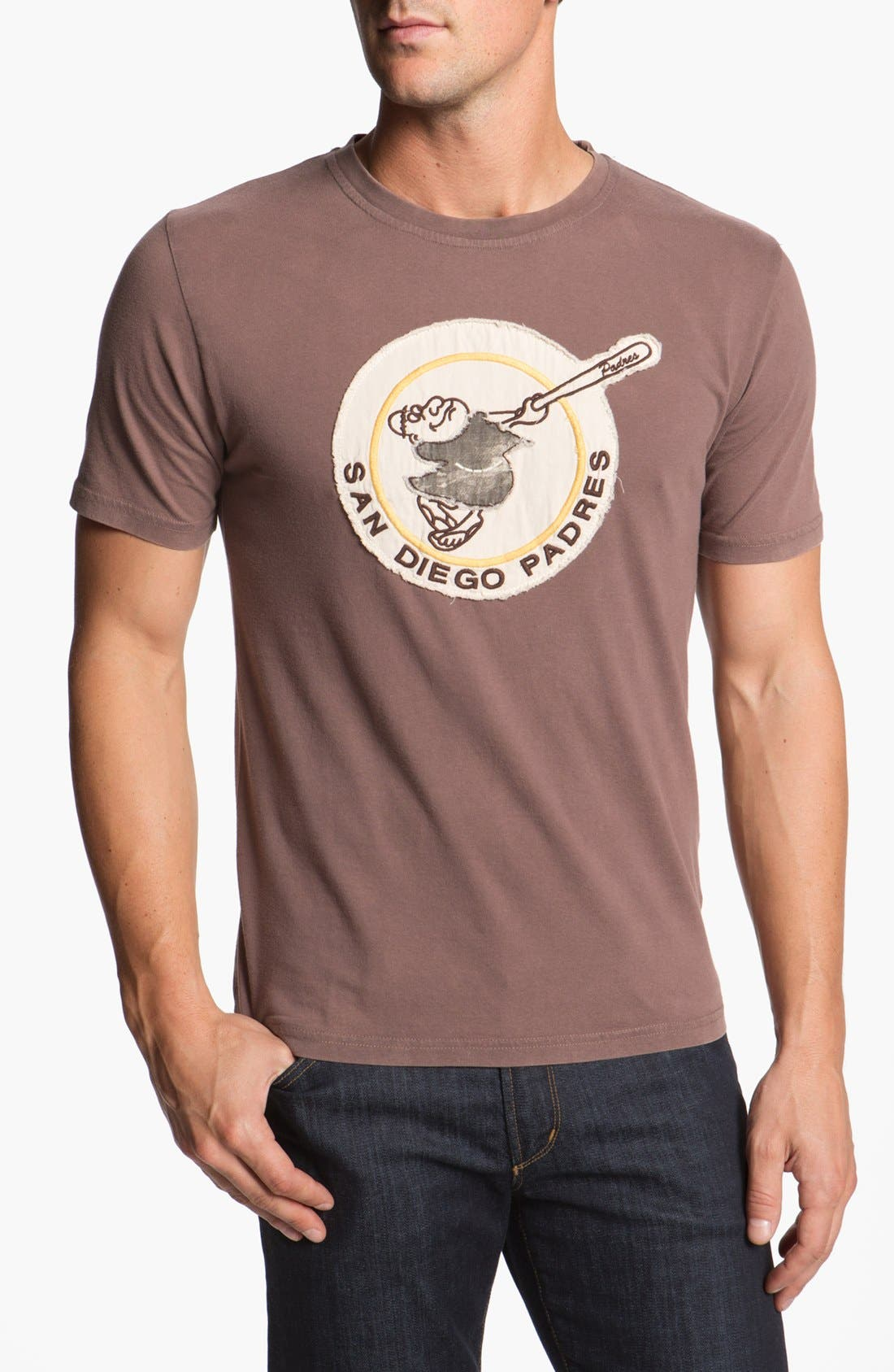 Main Image - Red Jacket 'Padres - Deadringer' T-Shirt