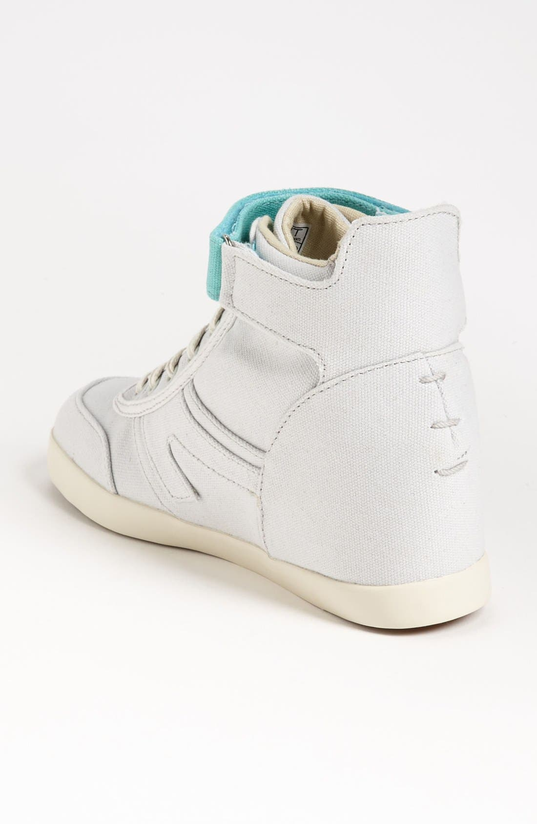 Alternate Image 2  - The People's Movement 'Jade' Wedge Sneaker