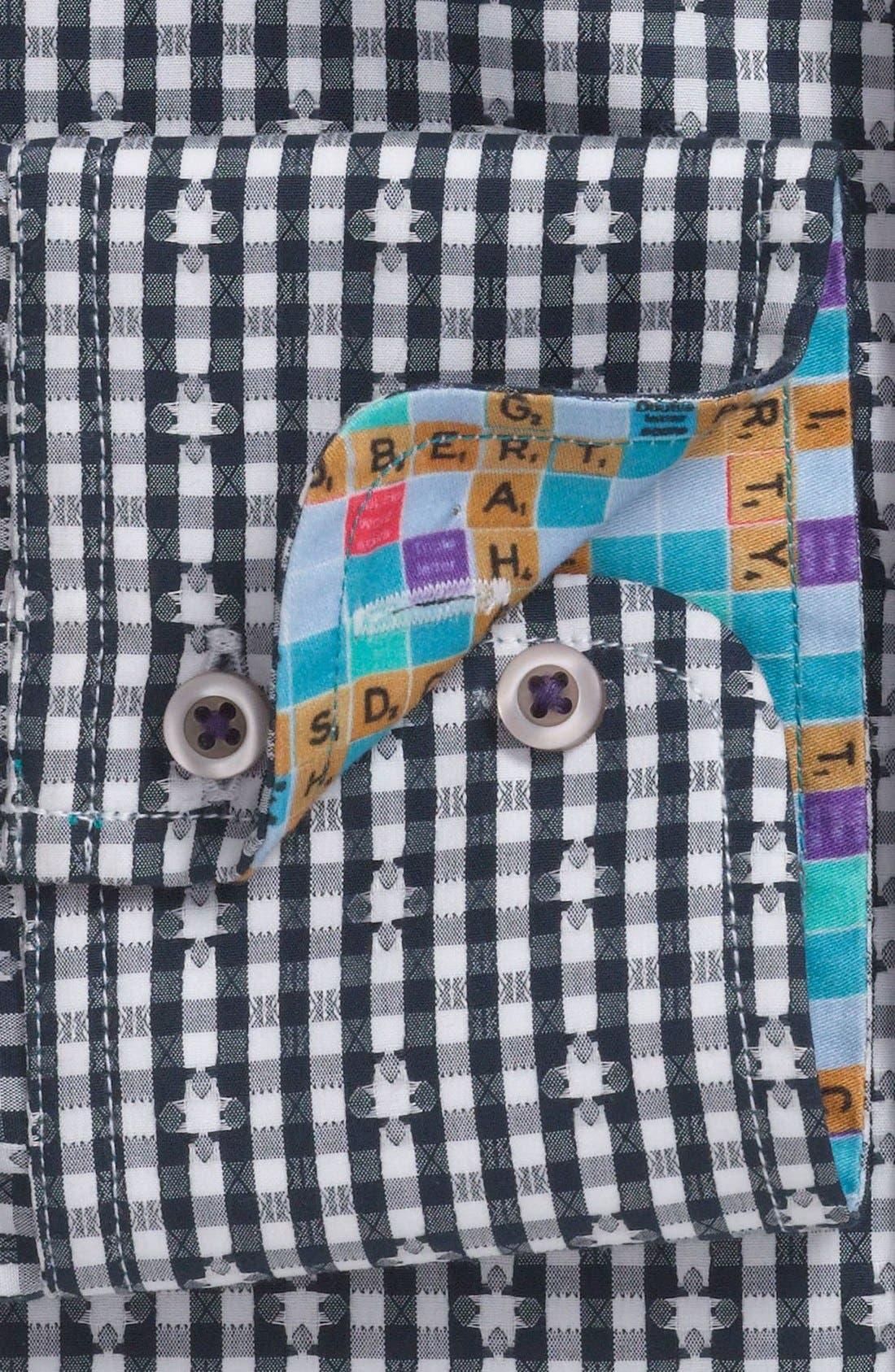 Alternate Image 5  - Robert Graham 'Ron L.' Sport Shirt
