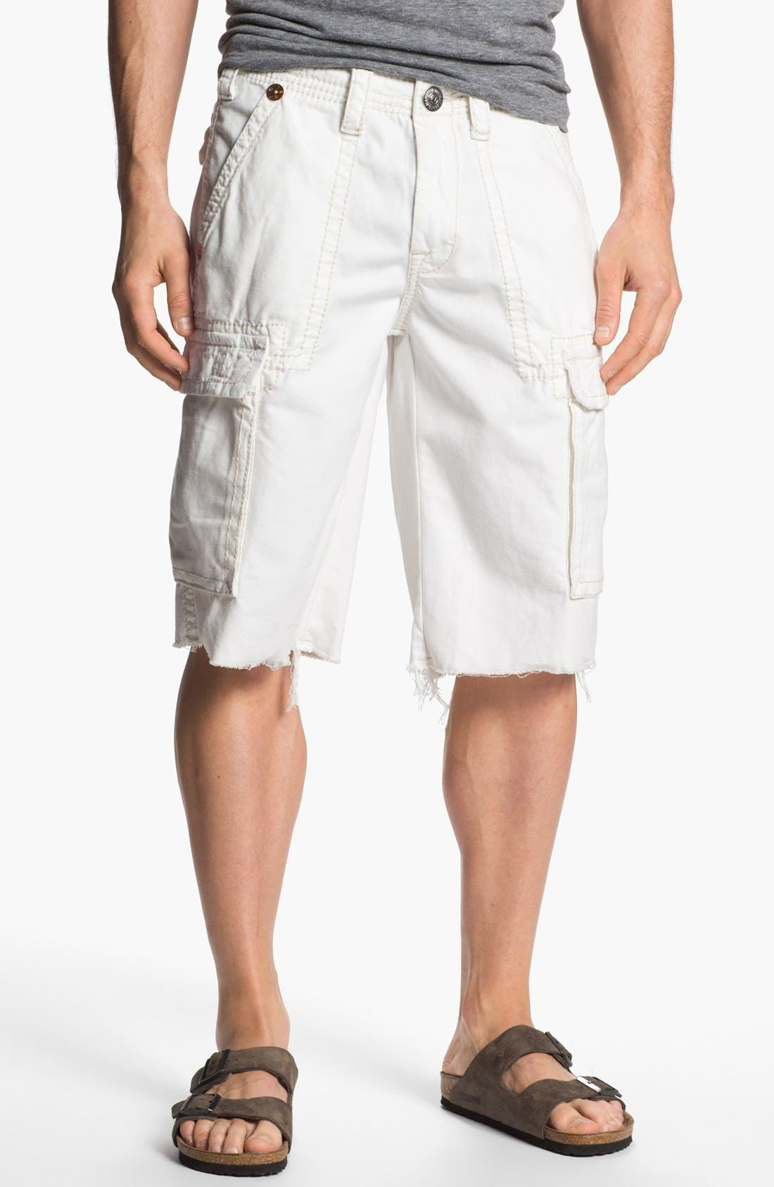 Alternate Image 1 Selected - True Religion Brand Jeans 'Isaac' Cargo Shorts