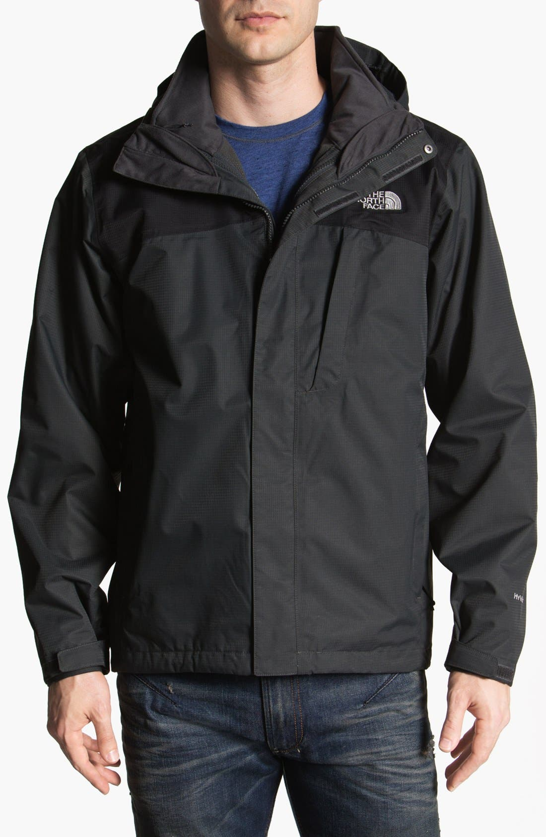 Alternate Image 1 Selected - The North Face 'WindWall® TriClimate®' 3-in-1 Jacket