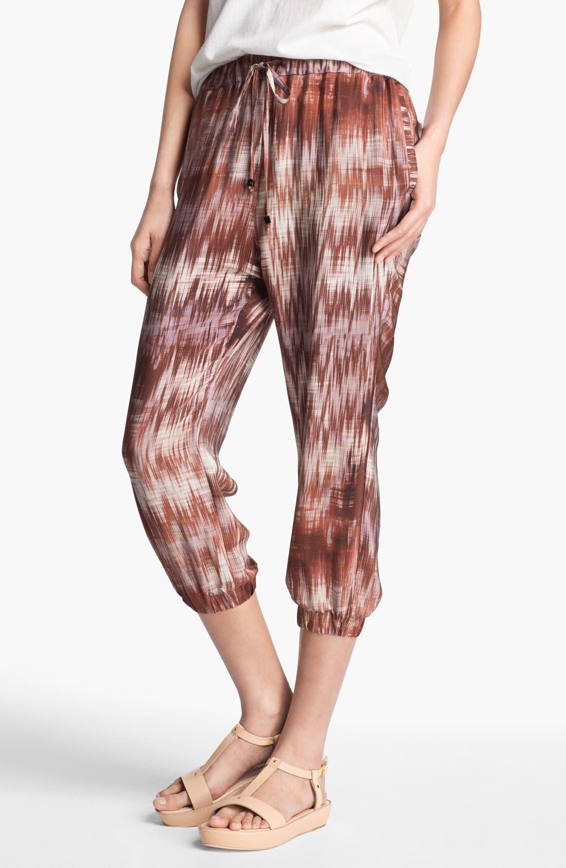 Alternate Image 1 Selected - Elizabeth and James 'Ruben' Silk Pants
