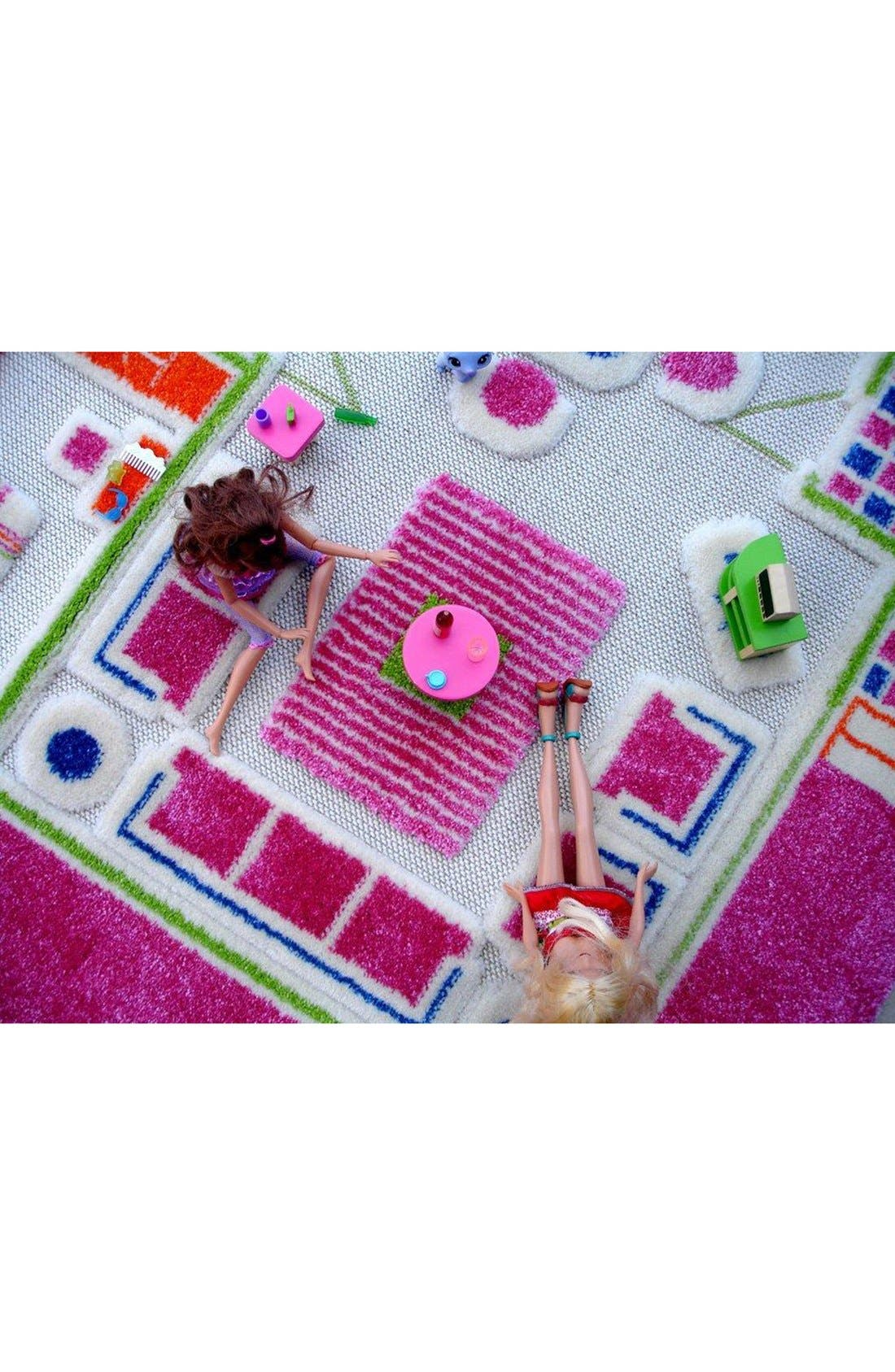 Alternate Image 3  - LUCA AND CO 'Playhouse' Play Rug