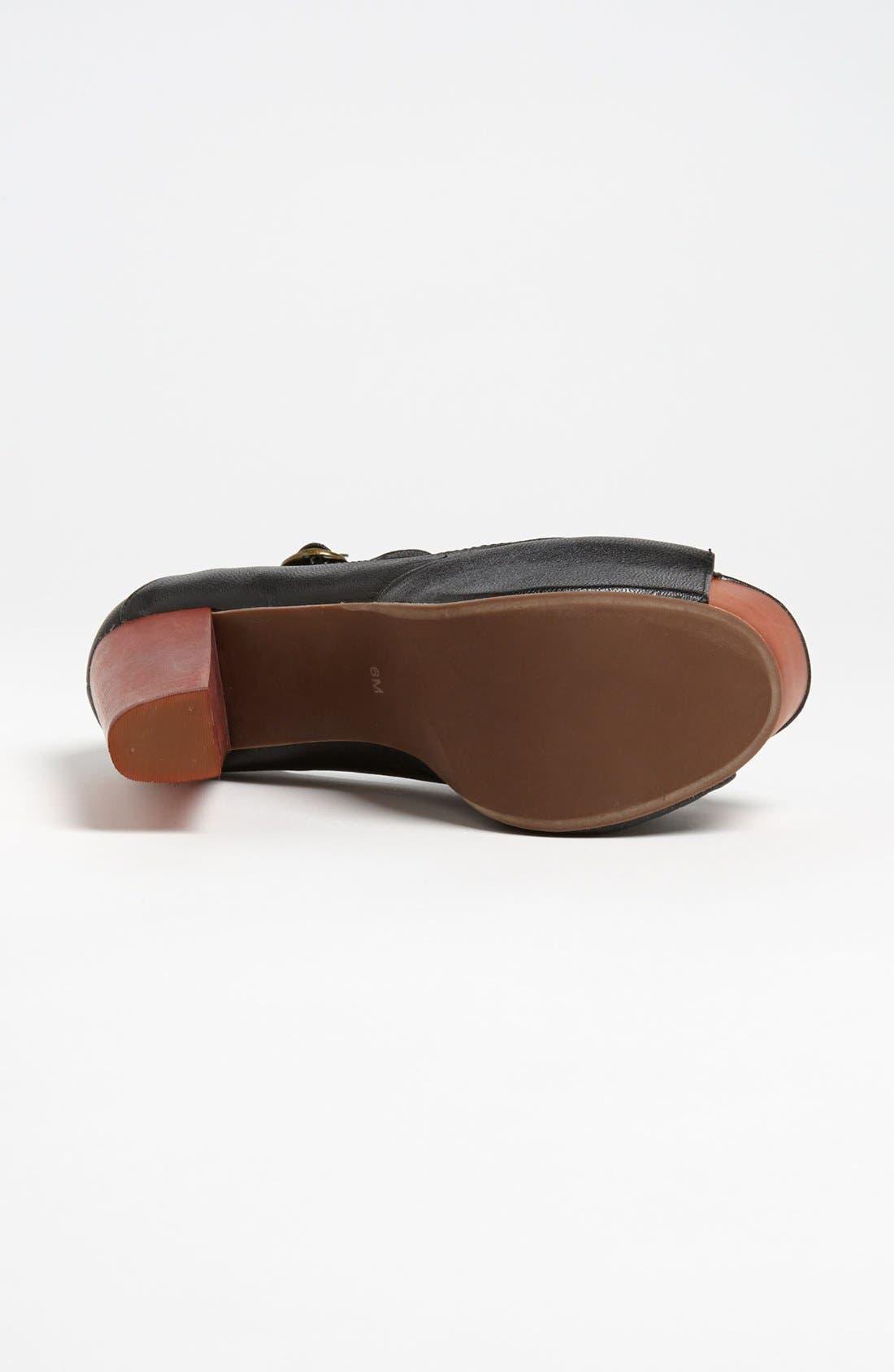 Alternate Image 4  - Jeffrey Campbell 'Foxy' Platform Sandal