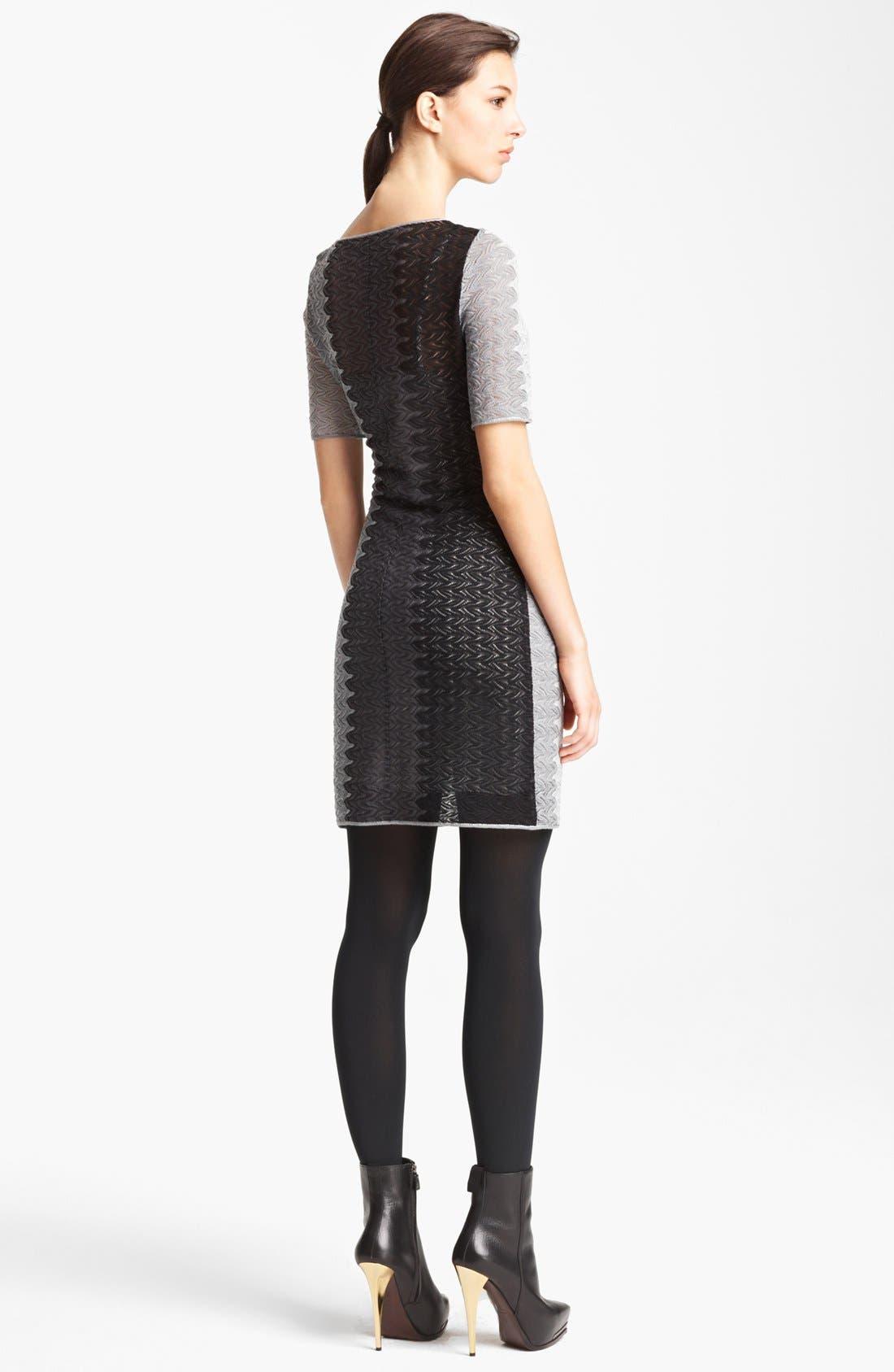Alternate Image 2  - Missoni Vertical Dégradé Dress