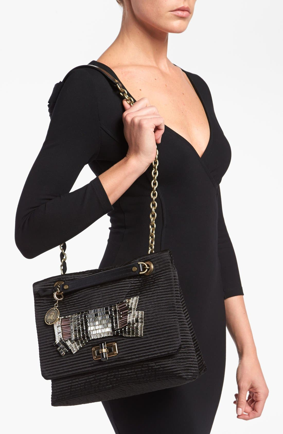 Alternate Image 2  - Lanvin 'Happy' Quilted Shoulder Bag
