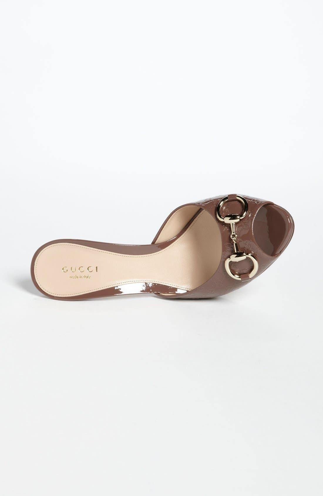 Alternate Image 3  - Gucci 'New Hollywood' Slide Sandal