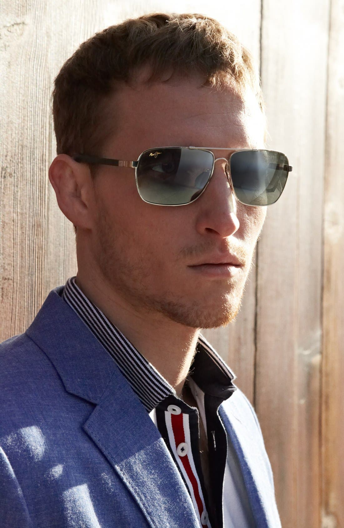 Alternate Image 7  - Bonobos Chambray Blazer