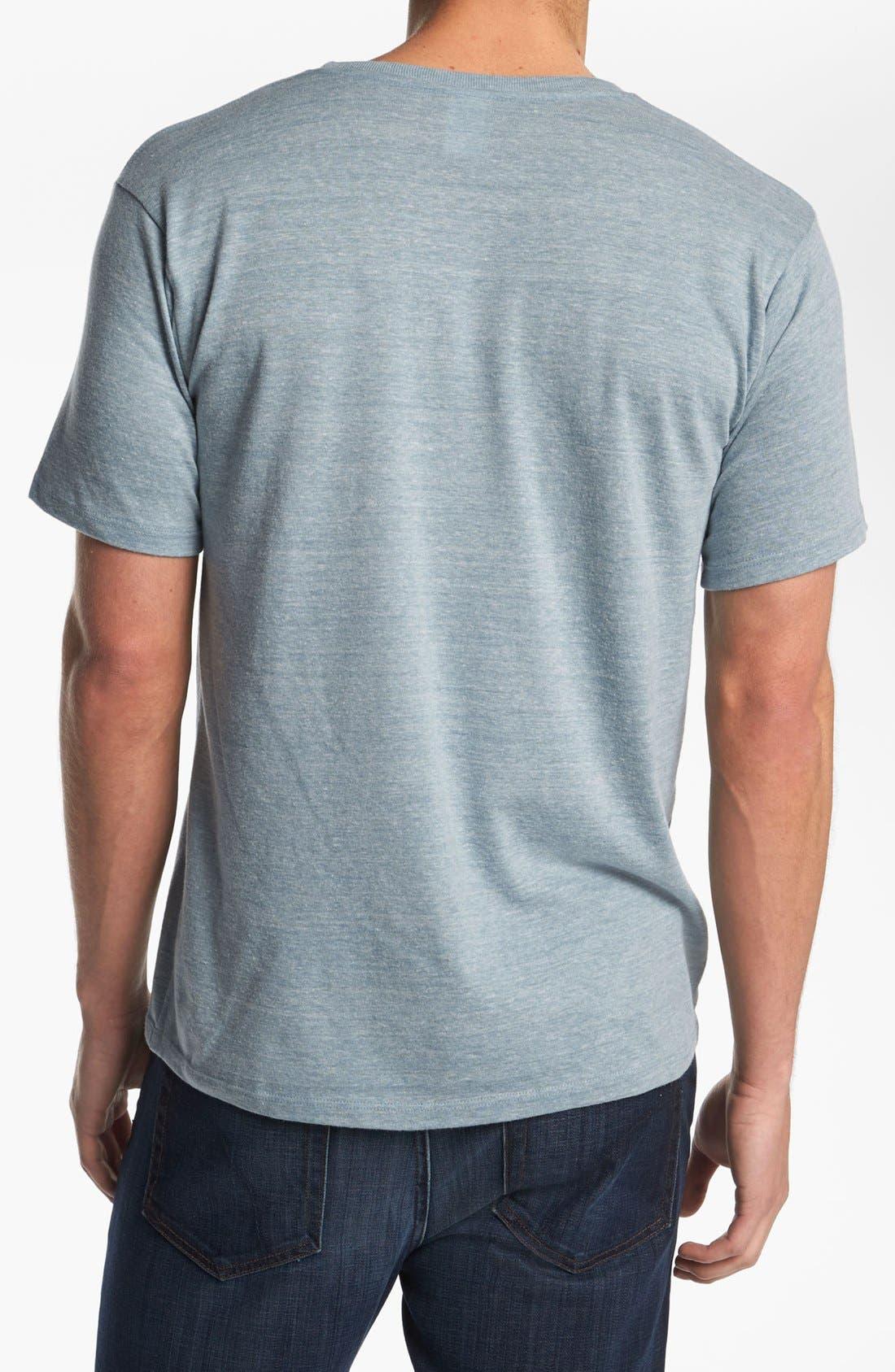 Alternate Image 2  - Junk Food 'Vader Drip' T-Shirt