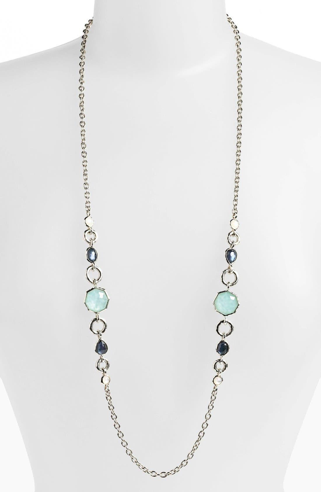 Alternate Image 1 Selected - Ippolita 'Wonderland' Long Station Necklace (Nordstrom Exclusive)