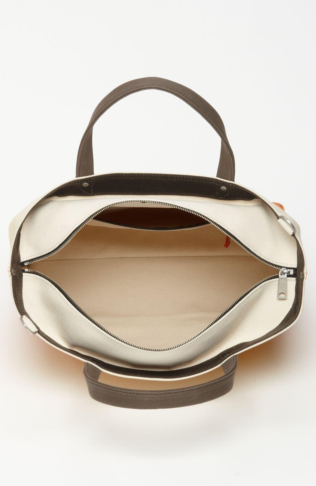Alternate Image 3  - Jack Spade Zip Tote Bag
