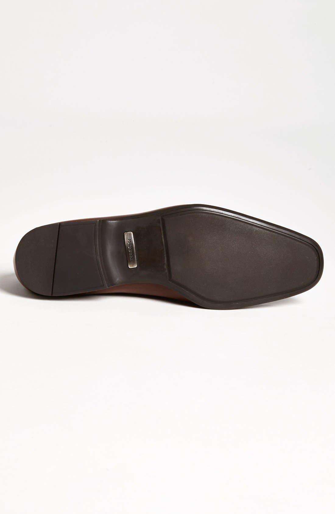Alternate Image 4  - Magnanni 'Faleo' Tassel Loafer