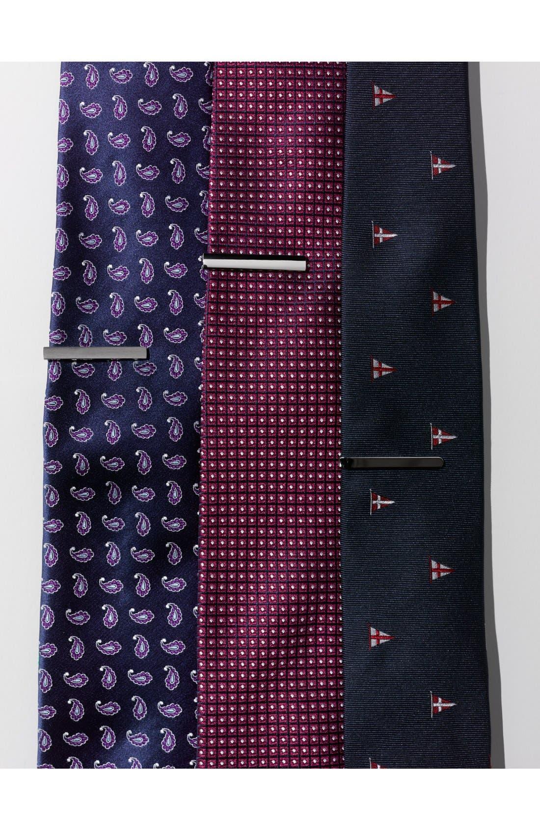 Alternate Image 2  - The Tie Bar Sterling Silver Tie Bar